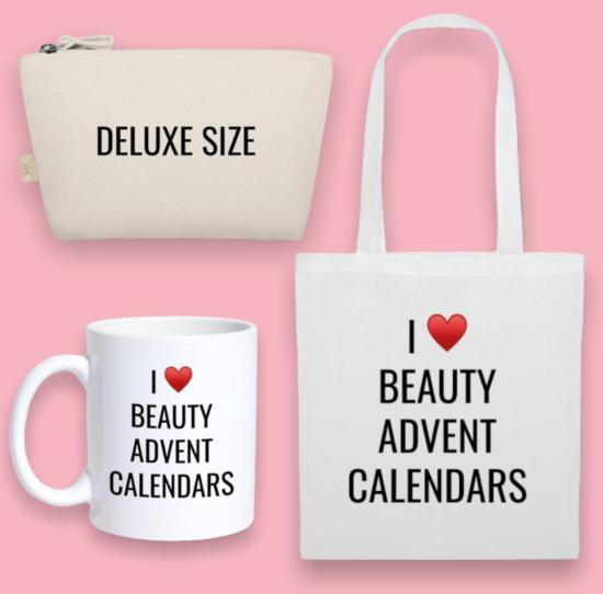 Introducing Beauty Calendar Merchandise!
