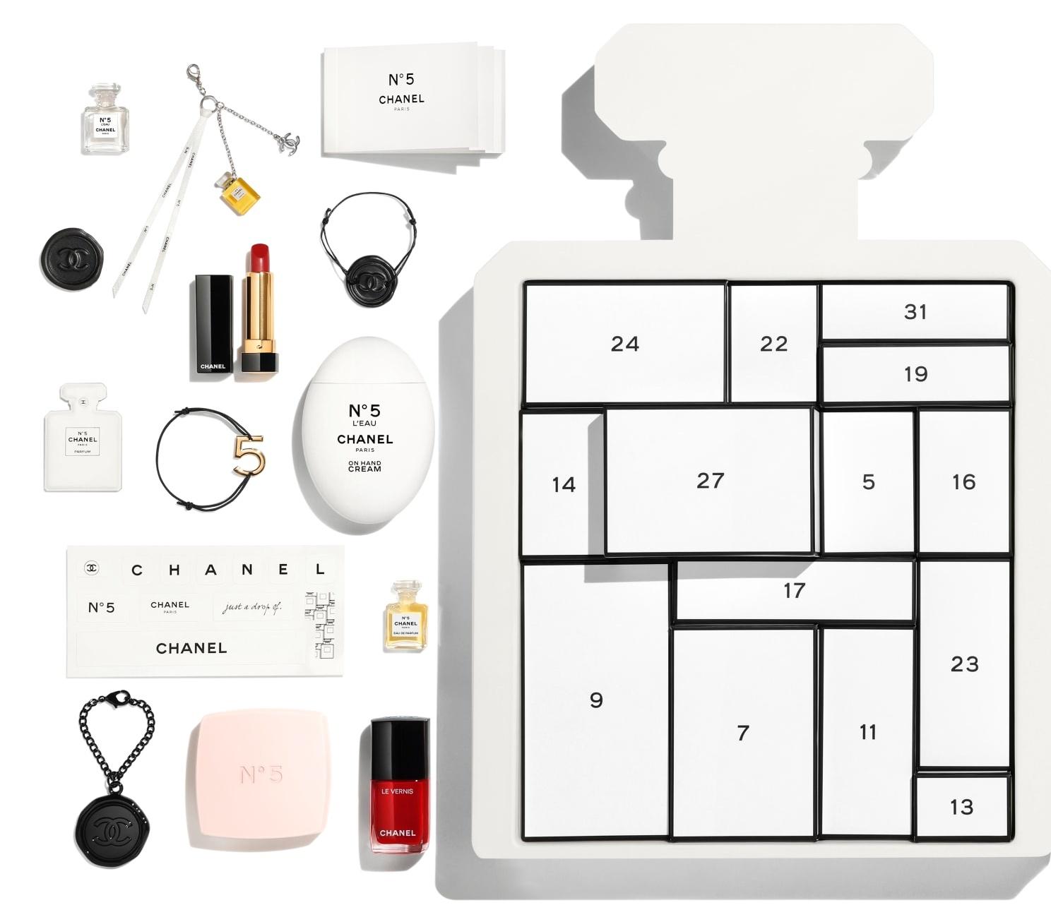Chanel Advent Calendar 2021