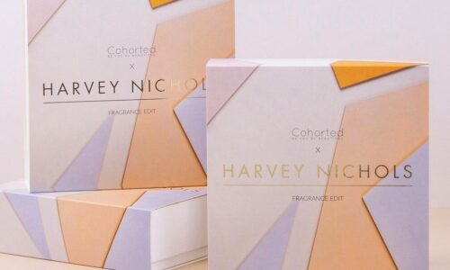 Cohorted Harvey Nichols