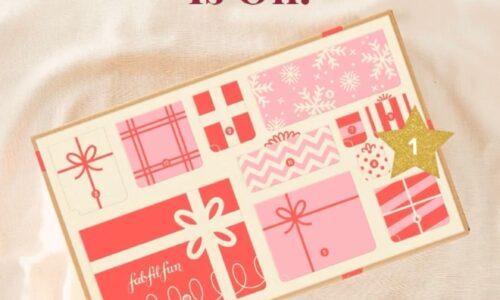 FabFitFun Advent Calendar