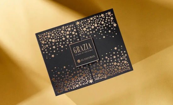 Glossybox x GRAZIA Advent Calendar 2021 – Available Now!