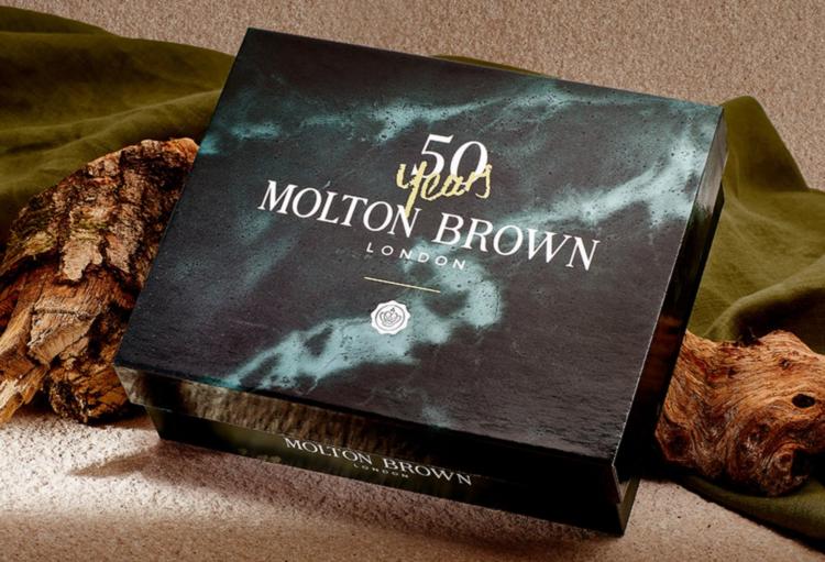 Glossybox x Molton Brown Box