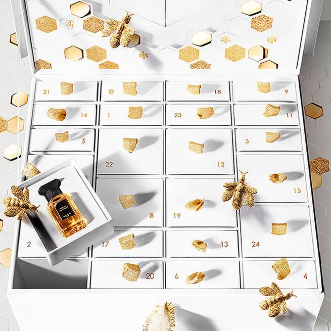 Guerlain Advent Calendar 2021 Inside