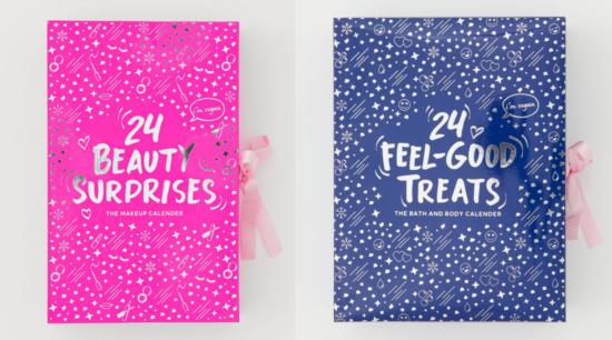 H&M Beauty Advent Calendars 2021
