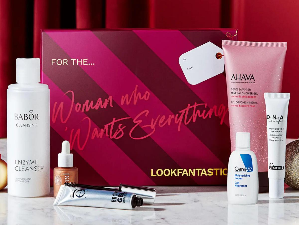 LookFantastic Woman Edit Box