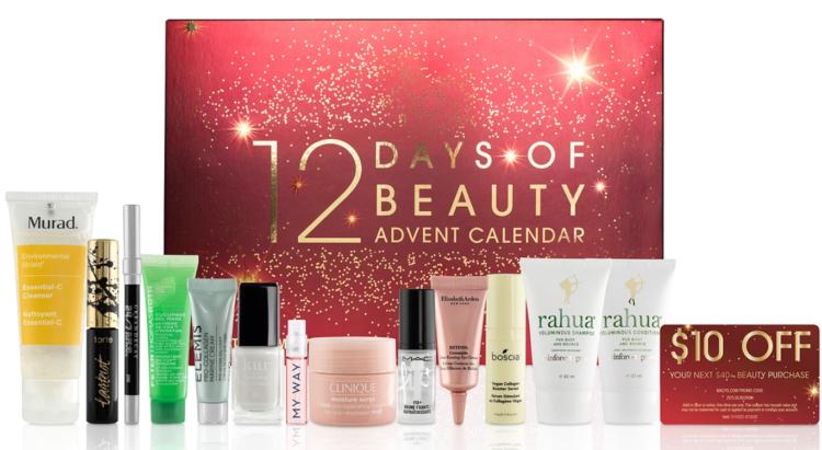 Macy's Beauty Advent Calendar 2021