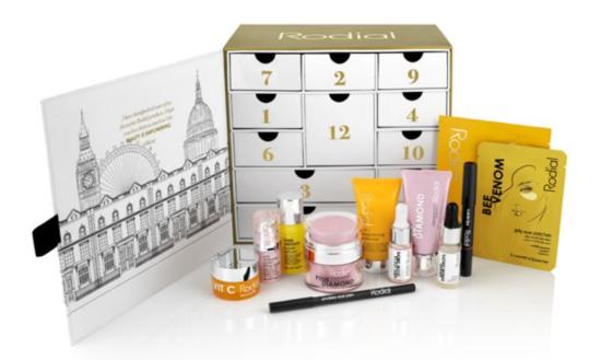 Rodial Beauty Advent Calendar 2021